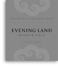 2010 Evening Land Vineyards Pinot Noir Bloom's Field Sta. Rita Hills