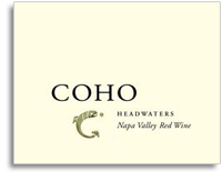 2007 Coho Headwaters Red Wine Napa Valley