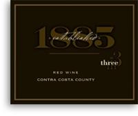 2010 Three Wine Company Established 1885