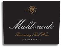 2009 Maldonado Family Vineyard Proprietary Red Wine Napa Valley