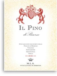 2007 Tenuta Di Biserno Il Pino Di Biserno Toscana Rosso
