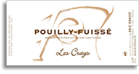 2011 Eric Forest Pouilly Fuisse Les Crays