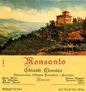 2008 Castello Di Monsanto Chianti Classico Riserva
