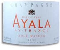 NV Ayala Brut Rose Majeur