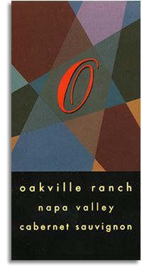 2007 Oakville Ranch Vineyards Cabernet Sauvignon Estate