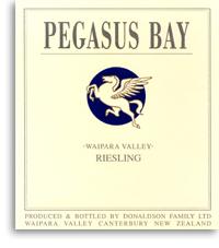 2011 Pegasus Bay Riesling Waipara