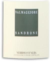 2001 Sandrone Nebbiolo d'Alba Valmaggiore