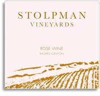 2012 Stolpman Vineyards Rose Ballard Canyon Santa Ynez Valley