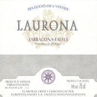 2006 Celler Laurona Tarragona Falset
