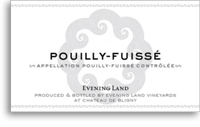 2010 Evening Land Vineyards Pouilly Fuisse