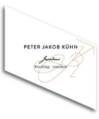 2011 Peter Jakob Kuhn Riesling Trocken Jacobus