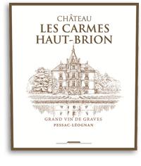 2011 Chateau Les Carmes Haut Brion Pessac-Leognan