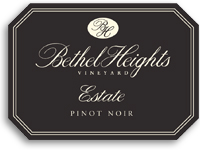 2009 Bethel Heights Vineyard Pinot Noir Estate Eola-Amity Hills