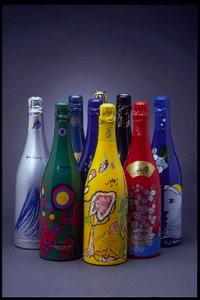 1986 Taittinger Artist Collection Series