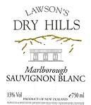 2009 Lawson's Dry Hills Sauvignon Blanc Marlborough