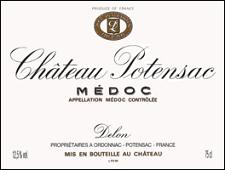 2003 Chateau Potensac Medoc