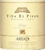 2004 Bodegas Artadi Vina El Pison Rioja