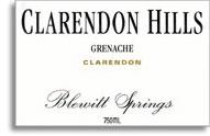 2007 Clarendon Hills Grenache Blewitt Springs Clarendon