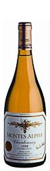 2012 Montes Chardonnay Alpha Casablanca Valley