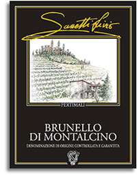 2010 Pertimali (Livio Sassetti) Brunello di Montalcino