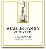 2009 Staglin Family Vineyard Chardonnay Estate Rutherford Bench