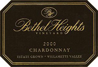 2004 Bethel Heights Vineyard Chardonnay Estate