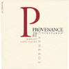 2009 Provenance Vineyards Merlot Carneros