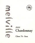 2008 Melville Vineyards And Winery Chardonnay Inox Sta Rita Hills