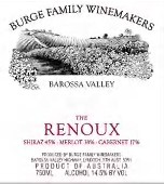 2002 Burge Family Winemakers Renoux