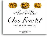 2009 Clos Fourtet Saint-Emilion