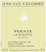 2010 Jean Luc Colombo Viognier La Violette