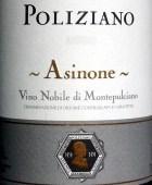 2007 Poliziano Vino Nobile Di Montepulciano Asinone