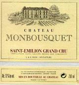 2012 Chateau Monbousquet Bordeaux Blanc