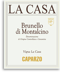 2006 Caparzo Brunello Di Montalcino La Casa Single Vineyard