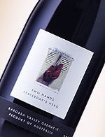2003 Two Hands Wines Grenache Yesterday's Hero Barossa Valley