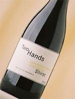 2002 Two Hands Wines Shiraz Samantha's Garden Clare Valley