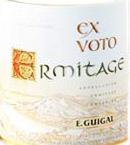 2010 E. Guigal Ermitage Blanc Ex-Voto