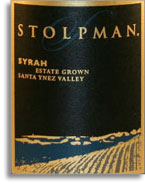 2011 Stolpman Vineyards Syrah Estate Grown Santa Ynez Valley