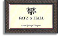 2003 Patz & Hall Wine Company Chardonnay Alder Springs Vineyard Mendocino County