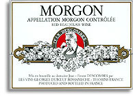 2011 Georges Duboeuf Morgon Jean Descombes