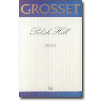 2011 Grosset Wines Riesling Polish Hill Clare Valley