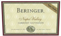 2002 Beringer Vineyards Cabernet Sauvignon Napa Valley