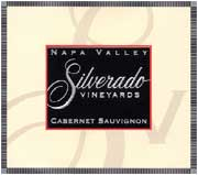 2009 Silverado Vineyards Cabernet Sauvignon Napa Valley