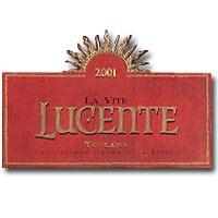 2011 Luce Della Vite Lucente