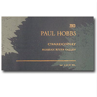 2011 Paul Hobbs Winery Chardonnay Russian River Valley