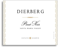 2012 Dierberg Vineyard Pinot Noir Estate Grown Santa Maria Valley