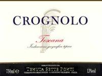 2007 Sette Ponti Crognolo Rosso Toscana