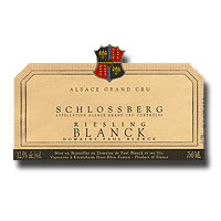 2010 Domaine Paul Blanck Riesling Schlossberg