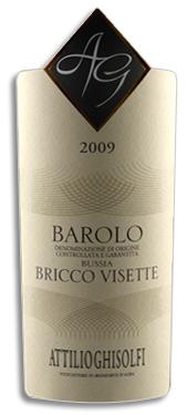 2010 Attilio Ghisolfi Barolo Bricco Visette