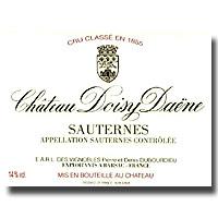 2007 Chateau Doisy Daene Sauternes Barsac